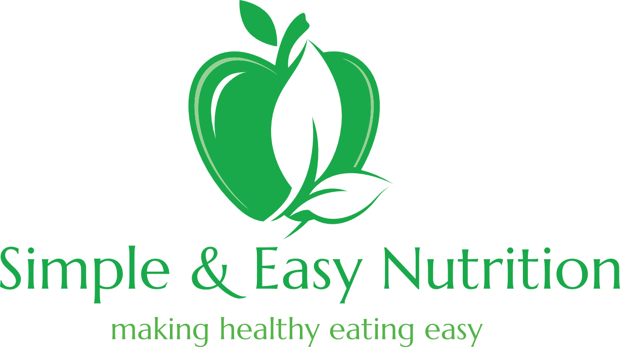 Simple and Easy Nutrition Trans Logo