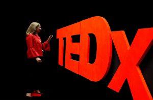 Dr Peta Stapleton - Presenting at TEDx - EFT Tapping